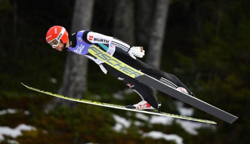 Skispringen: Eisenbichler Dritter der Qualifikation - auch Wellinger stark