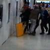 Man goes berserk at Sydney station