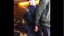 Cops Arrest 2 Black Men Sitting In Starbucks For 'Trespassing': Video