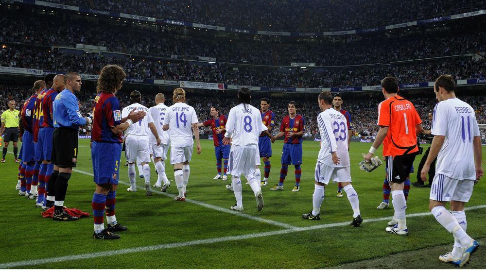 El Barcelona no le hizo el pasillo al Real Madrid en la Supercopa de España
