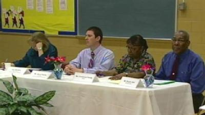 Mikulski Makes School Stops For Education Ideas