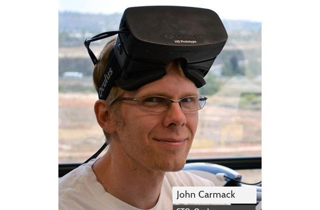 Oculus VR's John Carmack sees bright future in Facebook deal