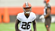 Greedy Williams offers up an encouraging update on his health status