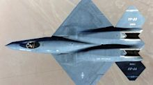 F-22 Raptor vs. the Mythical YF-23: Why the F-23 Never Happened