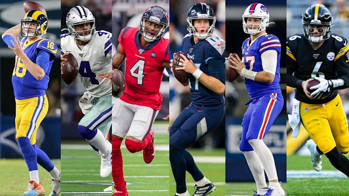 NFLin90: Rams at Cowboys, Texans at Titans, Bills at Steelers