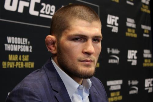 Khabib Nurmagomedov se retirou do card do UFC 209 - Diego Ribas