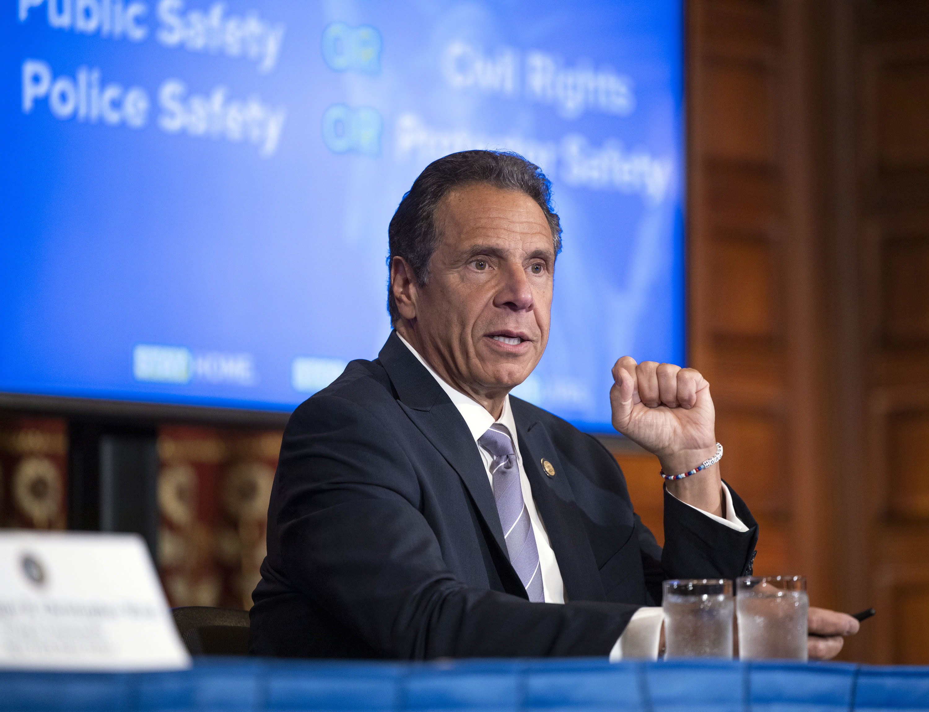 Cuomo tells Trump there's no need for federal authorities in NYC