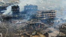 Balanço de explosão em fábrica de produtos químicos na China aumenta a 64 mortos