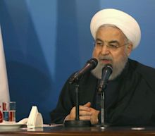 Iran's Rouhani Seeks More Powers to Confront U.S. 'Economic War'