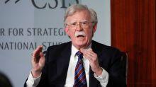 John Bolton Says He'd Testify In Trump's Impeachment Trial If Subpoenaed