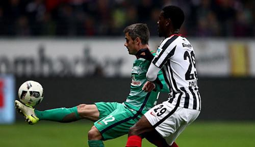 Bundesliga: Nach 0:2! SGE erkämpft sich Punkt