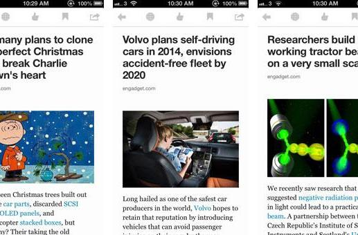 Digg Reader web, iOS apps are open for the public