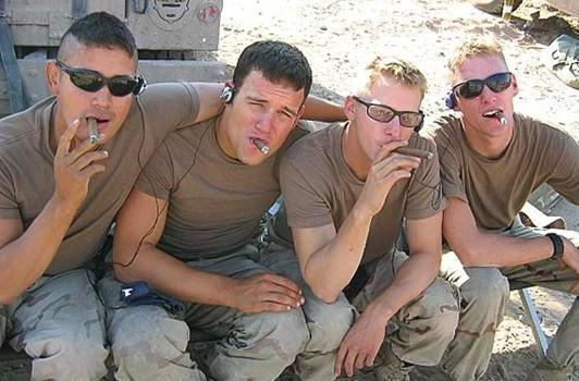 Put out your butts: Army awards grant for anti-smoking game