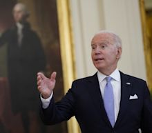Biden snaps at reporter who questions mask flip-flop