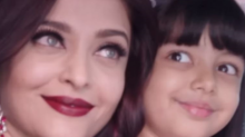 Watch: Aishwarya and Aaradhya's cute moments at Cannes 2017 is a must watch