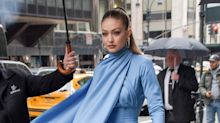 Gigi Hadid Gives A Lesson In Tonal Dressing At New York Awards Night
