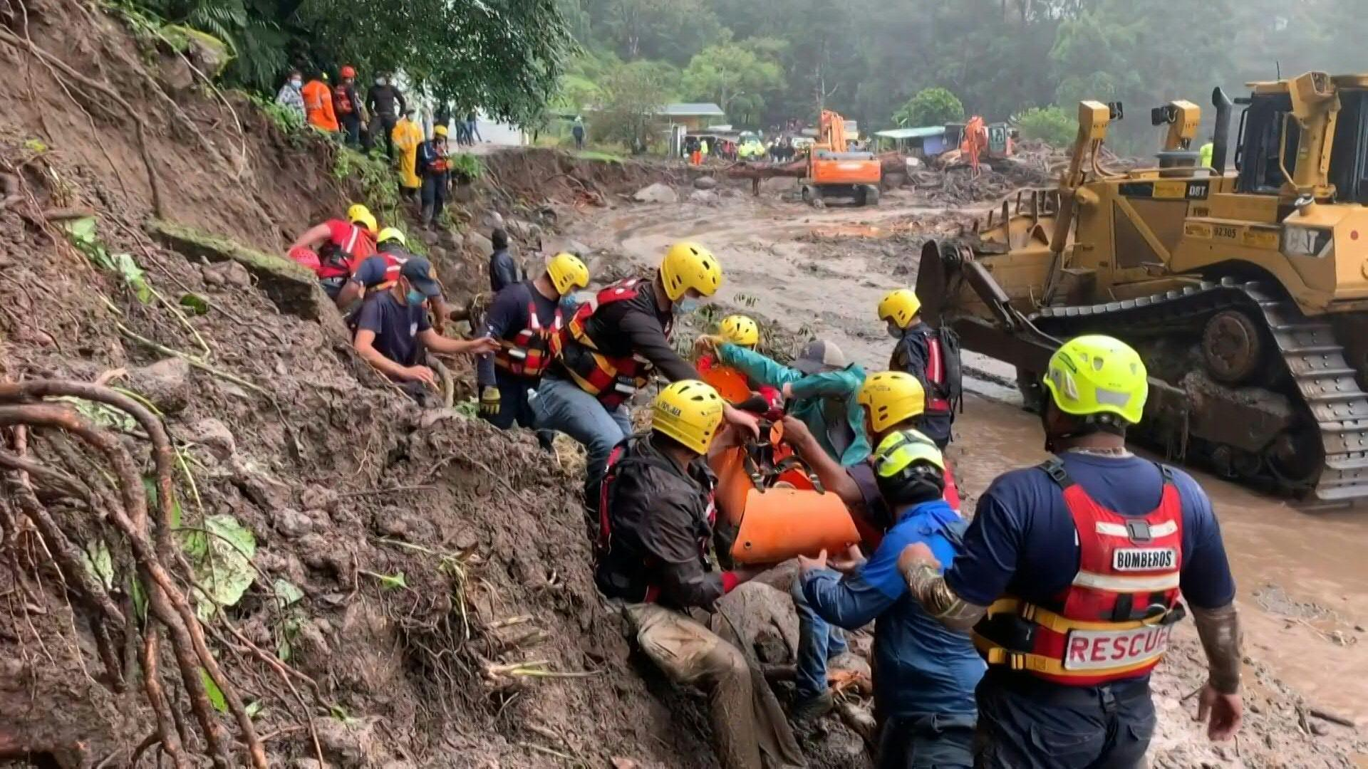 Storm Eta leaves destruction, dead and missing in Central America