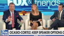 Fox News Host Responds To Ocasio-Cortez After Being Called Out For Money-Shaming Her