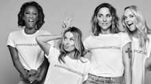 The Spice Girls have launched a charity T-shirt that you'll want immediately