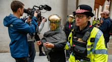 Goldman, Bank of England Targeted in London Climate Protest