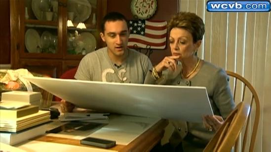 Tewksbury family's home robbed as they attend wake