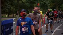 Coronavirus Update New York City: NYRR welcomes back in-person races for 1st time since start of pandemic