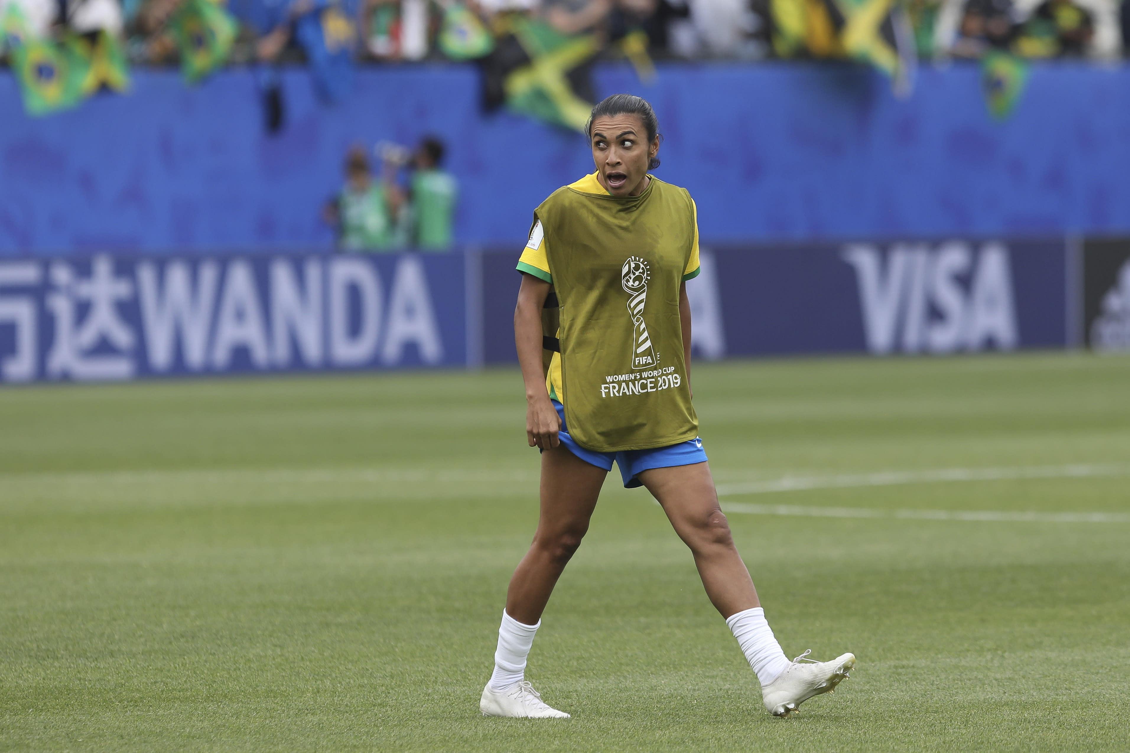 Brazil unsure if Marta will play against Australia