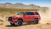 2016 Toyota 4Runner TRD Pro Review in 60 Seconds – CarandDriver.com
