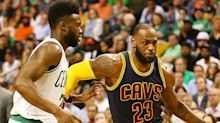 NBA playoffs 2017: Cleveland crushes Boston to make third straight Finals appearance