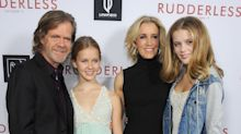 William H. Macy's magical father-daughter moment before her prom will give you all the feels