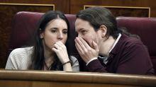 Iglesias y Montero, acusados de cambiar el límite salarial de Podemos para primar sus sueldos