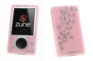 NYLON and Urban Outfitters getting limited edition pink Zune