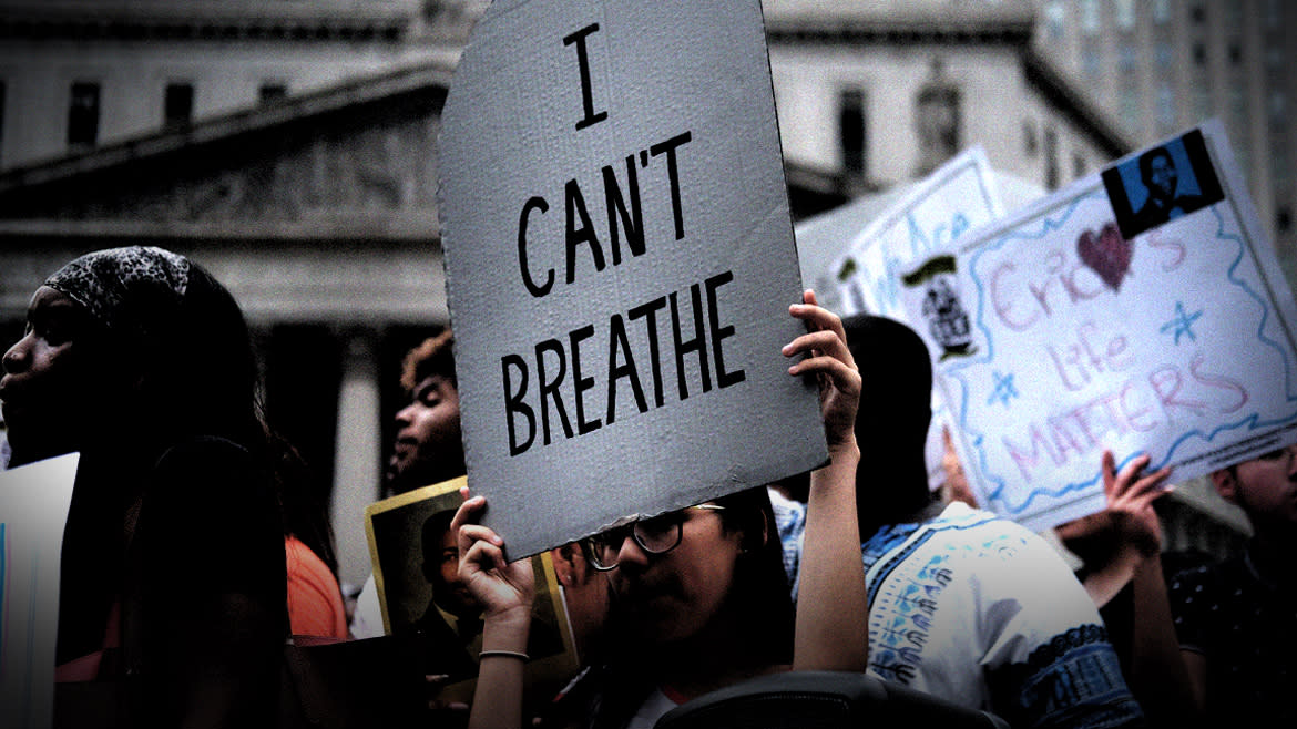 Officer avoids charges in Eric Garner's death