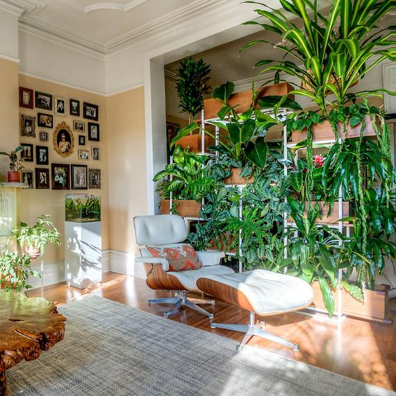35 Indoor Garden Ideas To Green Your Home: Vertical Gardens Are The Perfect Small Space Solution For