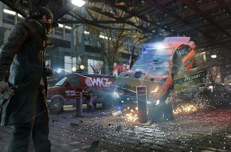 Watch Dogs GameStop, Amazon pre-order goods have eyes on you