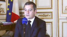 """Attentat de Conflans : """"Nous ne pouvons pas laisser faire ce genre de fatwa en ligne"""", s'indigne Gérald Darmanin"""