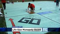 Bid For World's Largest Monopoly Board On Display In Suisun City