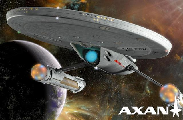 Paramount and CBS are still suing the 'Star Trek' fan film