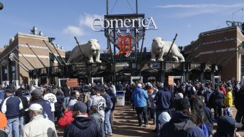 Video shows Tigers vendor spitting on food