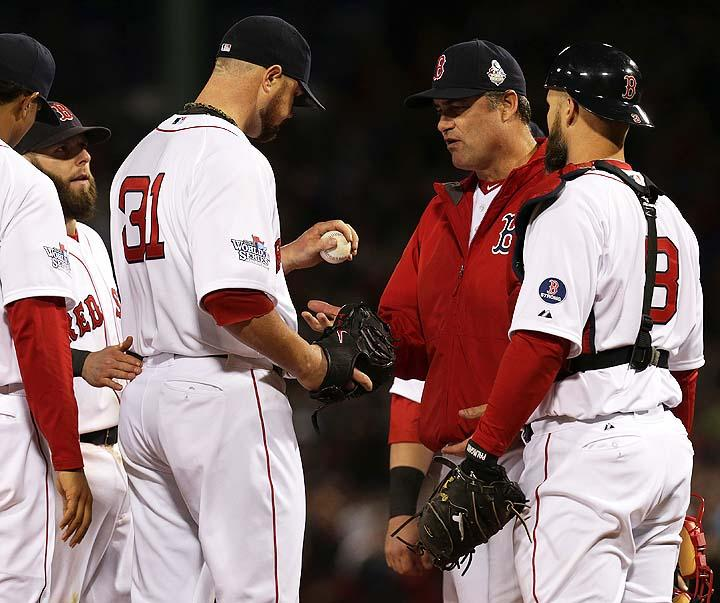 Cardinals pitching prospect suggests Boston's Jon Lester ...