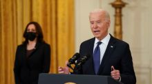Biden: 1 million Americans sign up for healthcare in special enrollment period