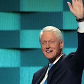 So, about 1998, the year Bill Clinton left out of his speech