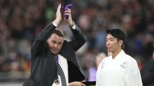 NZ coach Hansen takes up Japan club role
