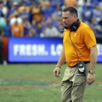 Butch Jones' explanation for Tennessee's goal line play-calling doesn't make much sense