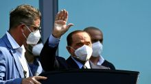 Italy's Berlusconi leaves hospital after 'dangerous' COVID-19 battle