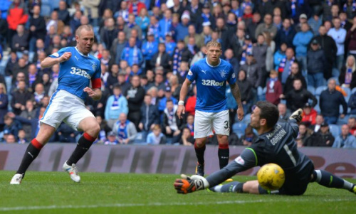 Rangers are crushed by Celtic