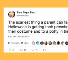 18 Tweets From Parents That Prove Halloween Can Be The Worst