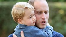40 Totally Adorable Photos Of Prince George
