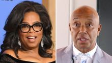 Oprah Deletes Russell Simmons From Her Latest Self-Help Book