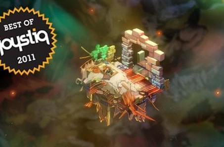 Joystiq Top 10 of 2011: Bastion